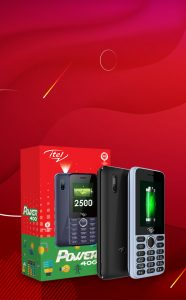 itel power 400 q